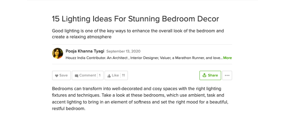 15 lighting houzz